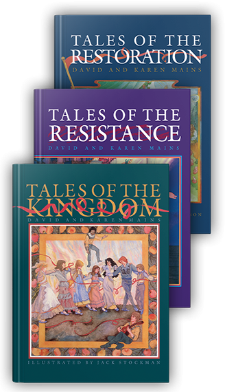 The Kingdom Tales Trilogy