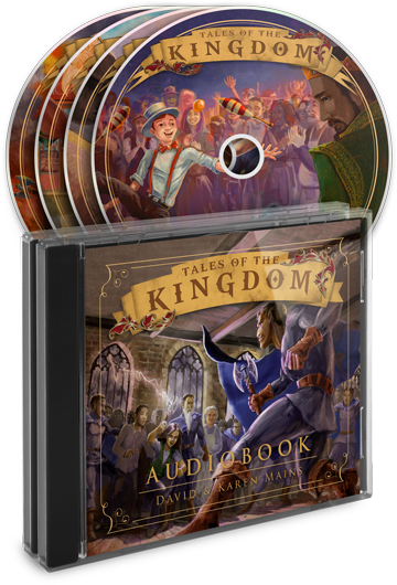 Tales of the Kingdom Audiobook Read by Dr. David R. Mains