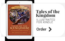 Tales of the Kingdom Audio Books