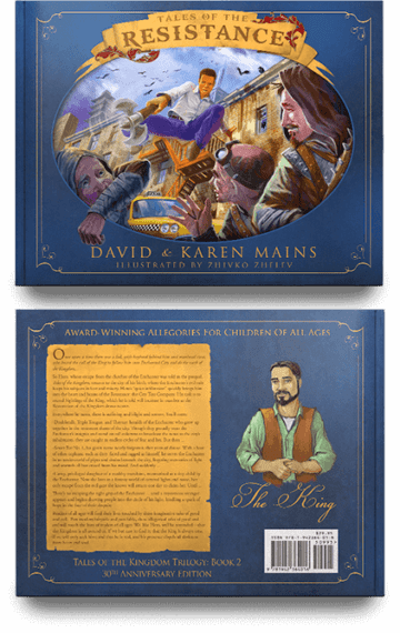 Tales of the Resistance, 30th Anniversary Edition, David & Karen Mains