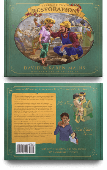 Tales of the Restoration, 30th Anniversary Edition, David & Karen Mains