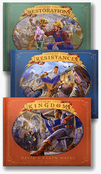 The Kingdom Tales Trilogy 30th Anniversary Edition