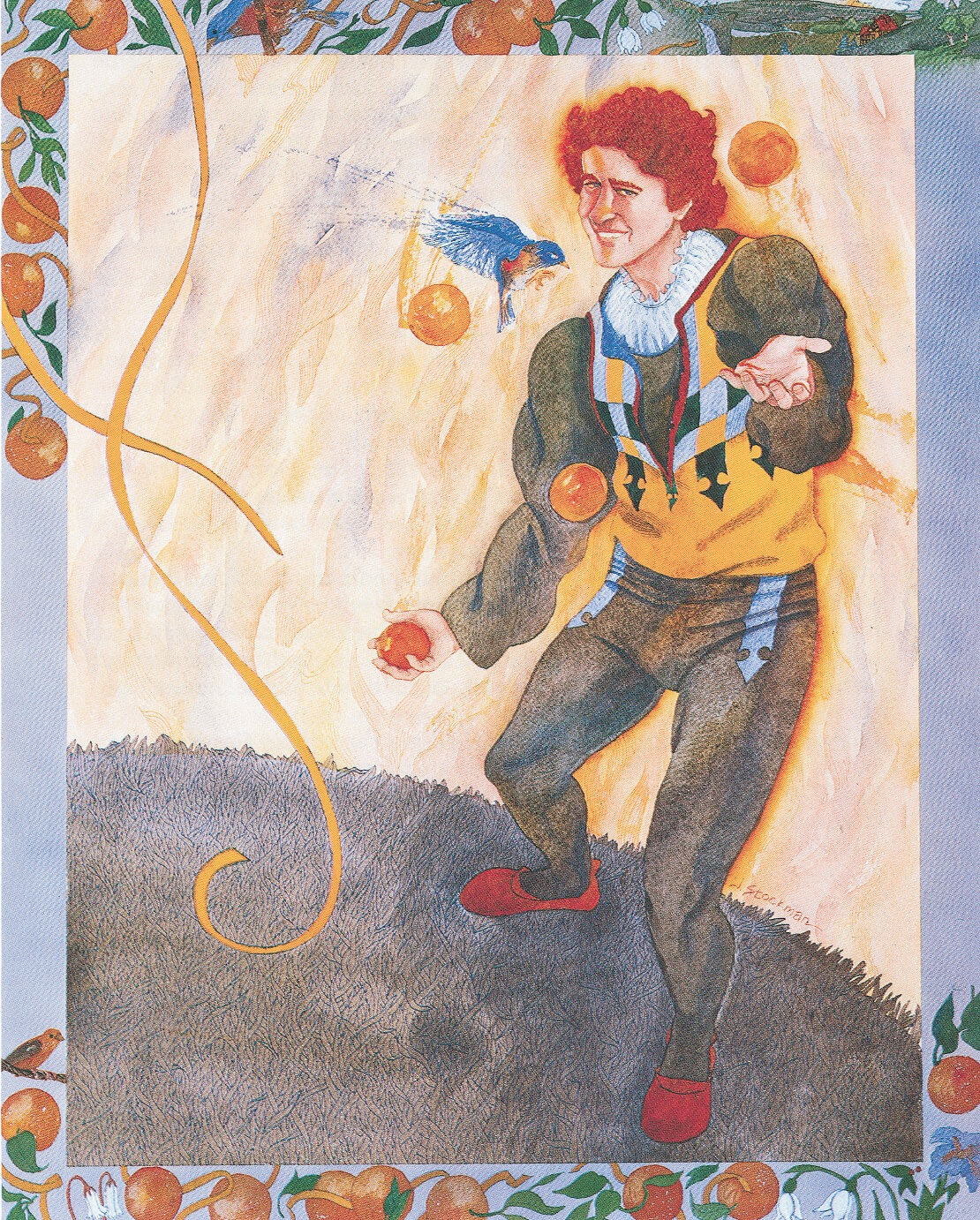 The Apprentice Juggler, Tales of the Kingdom Chapter 3
