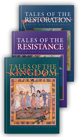 The Kingdom Tales Trilogy Classic Edition