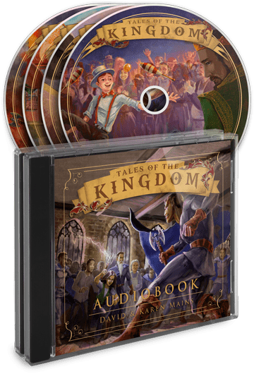 Tales of the Kingdom Audiobook: Dramatized, Read by David Mains Read by Dr. David R. Mains