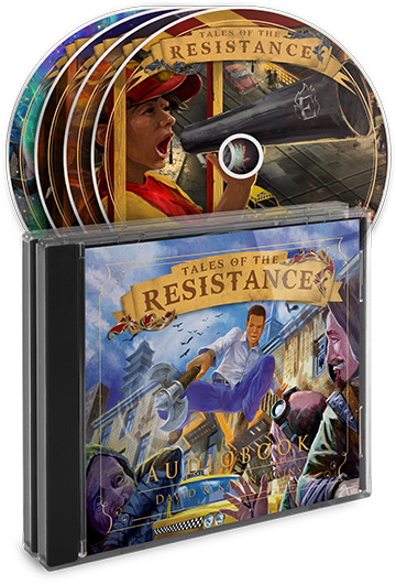 Tales of the Resistance Audiobook Read by Dr. David R. Mains