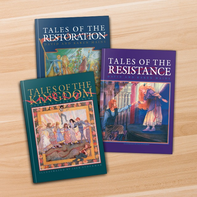 Tales of the Kingdom Trilogy Classic Edition